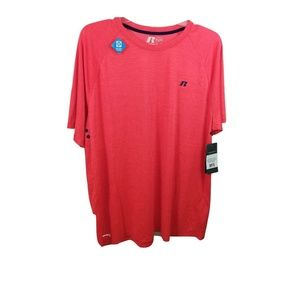 Russell Men's Athletic Top XL Cool Zone